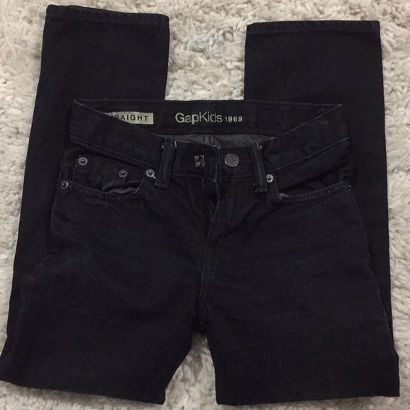 Gapkids Other - Gap kids straight size 7 Dark Blue Jeans🔥